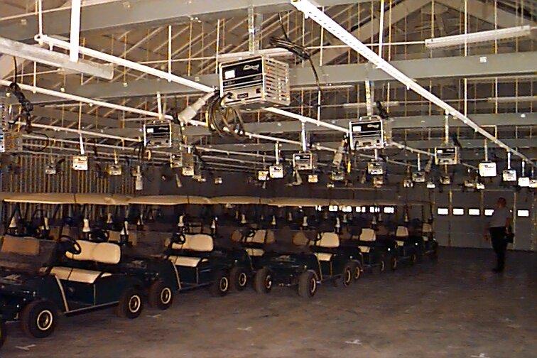 Heritage Ranch Golf Cart Barn